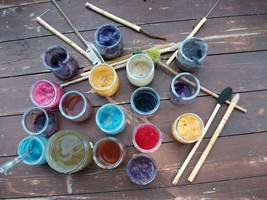 ERDEVEN – vendredi 25 août 2017 – Peindre avec la nature