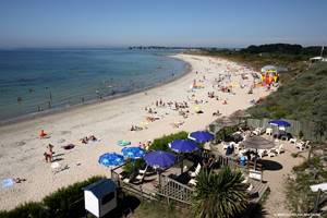 LA TRINITE SUR MER – jeudi 6 septembre 2018 – Concert Swing Tonton Aux Terrasses de la plage
